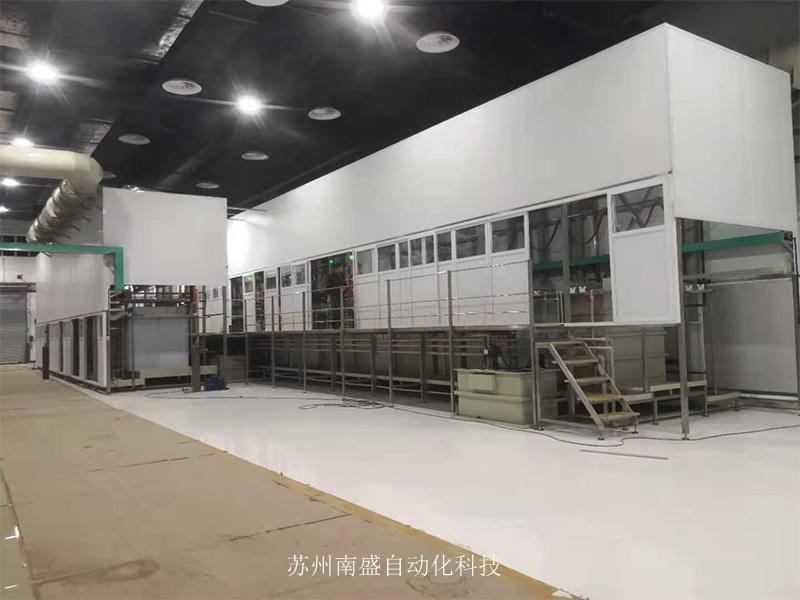 嘉兴板材杭州通过式杭州酸洗设备供应售后无忧